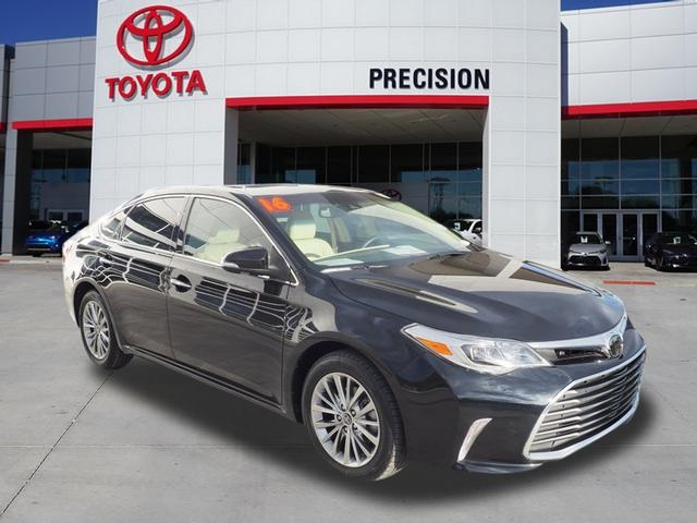 Certified Pre Owned 2016 Toyota Avalon Limited