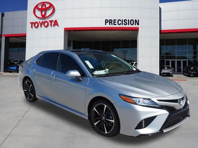New 2019 Toyota Camry Xse V6 4d Sedan In Tucson K00282 Precision