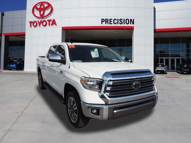 Certified Pre-Owned 2018 Toyota Tundra 1794