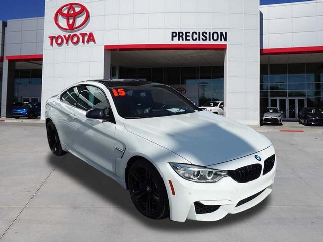 Pre-Owned 2015 BMW M4 Base
